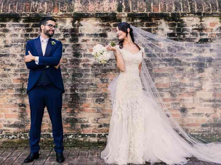 le nozze di Lucia e Christopher