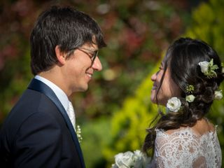 Le nozze di Hiroko e Francesco