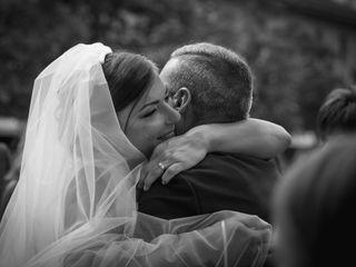 Le nozze di Claudia e Franco