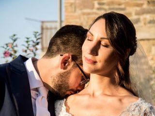 Le nozze di Lucia e Christopher 1