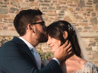 Le nozze di Lucia e Christopher 2