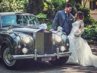 Le nozze di Nazareno e Chiara