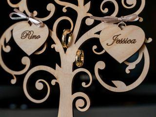Le nozze di Jessica e Rino 2