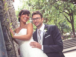Le nozze di Alessandra e Pierpaolo