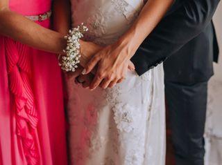 Le nozze di Serena e Denny 3