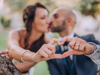 Le nozze di Serena e Denny