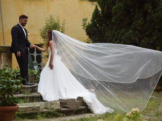Le nozze di Tania e Giuseppe