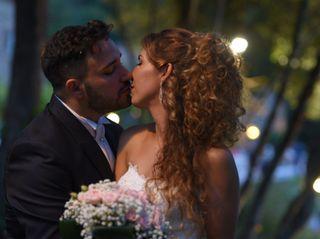 Le nozze di Tania e Giuseppe 1