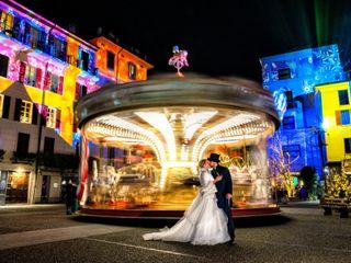 Le nozze di Eliana e Alvin