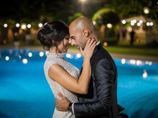Le nozze di Tony e Valentina