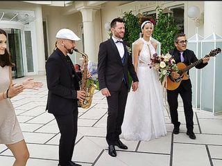Le nozze di Carmen Gallicchio e Vito Giannetta 1