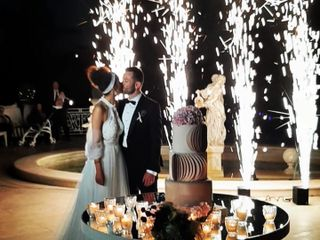 Le nozze di Carmen Gallicchio e Vito Giannetta