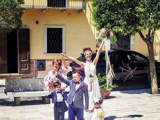 Le nozze di Carmen Gallicchio e Vito Giannetta 3