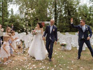 Le nozze di Gessica e Fabio
