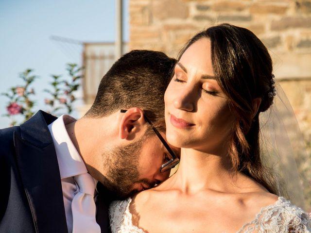 Il matrimonio di Christopher e Lucia a Belforte del Chienti, Macerata 4