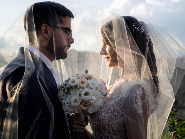 Il matrimonio di Christopher e Lucia a Belforte del Chienti, Macerata 1