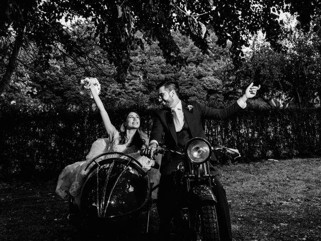 Il matrimonio di Christopher e Lucia a Belforte del Chienti, Macerata 8