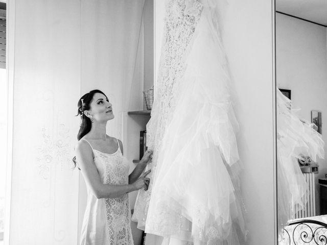Il matrimonio di Christopher e Lucia a Belforte del Chienti, Macerata 17