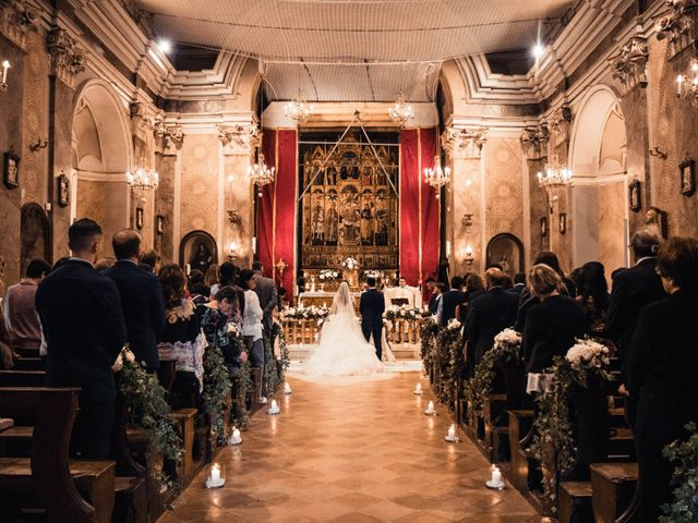 Il matrimonio di Christopher e Lucia a Belforte del Chienti, Macerata 36