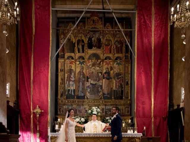Il matrimonio di Christopher e Lucia a Belforte del Chienti, Macerata 37