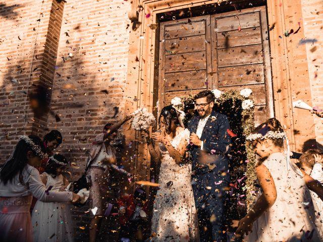 Il matrimonio di Christopher e Lucia a Belforte del Chienti, Macerata 44