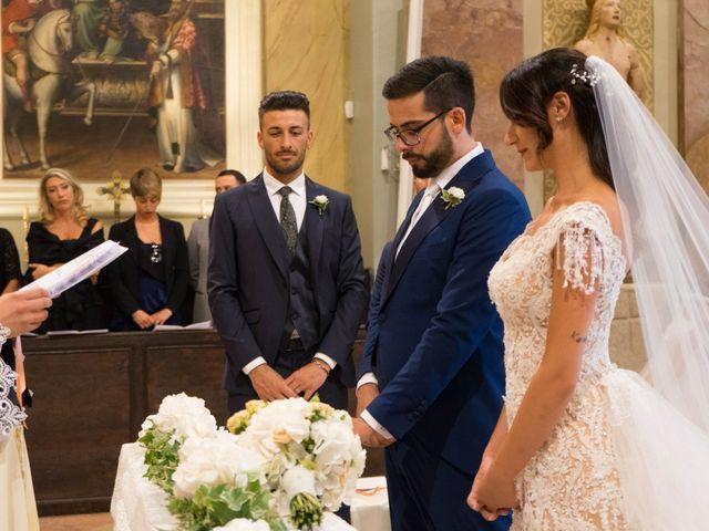 Il matrimonio di Christopher e Lucia a Belforte del Chienti, Macerata 41