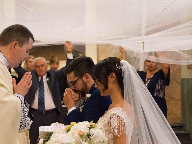 Il matrimonio di Christopher e Lucia a Belforte del Chienti, Macerata 42