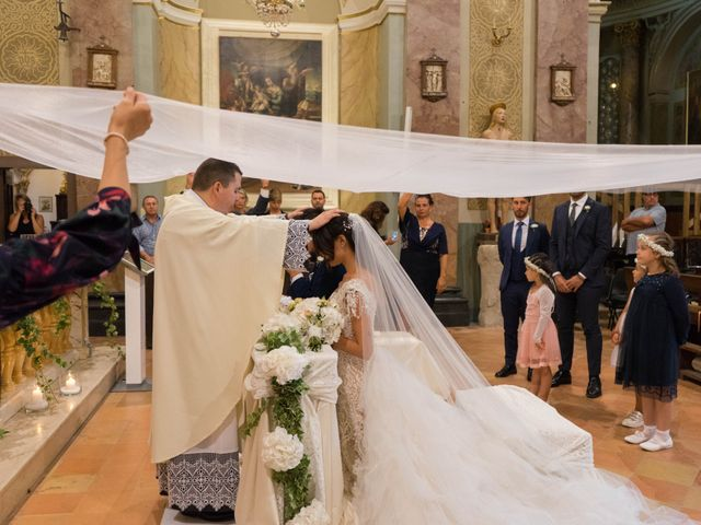 Il matrimonio di Christopher e Lucia a Belforte del Chienti, Macerata 43