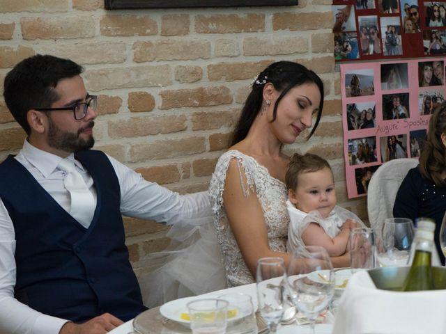 Il matrimonio di Christopher e Lucia a Belforte del Chienti, Macerata 55