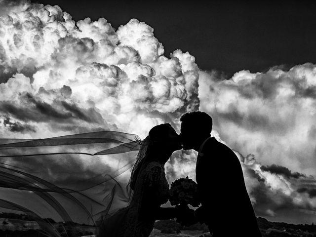 Il matrimonio di Christopher e Lucia a Belforte del Chienti, Macerata 3