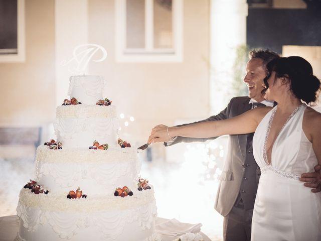 Il matrimonio di Andrea e Paola a Bedizzole, Brescia 79
