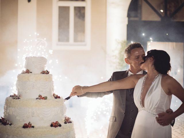 Il matrimonio di Andrea e Paola a Bedizzole, Brescia 80
