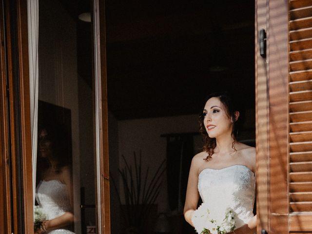 Il matrimonio di Luca e Jessica a Tradate, Varese 13