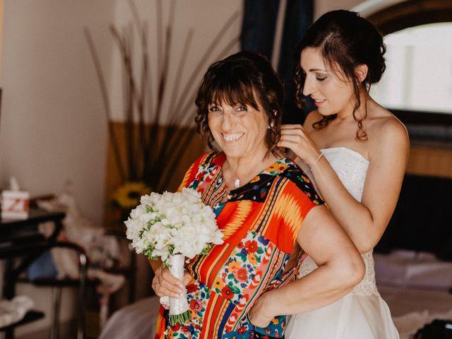Il matrimonio di Luca e Jessica a Tradate, Varese 14