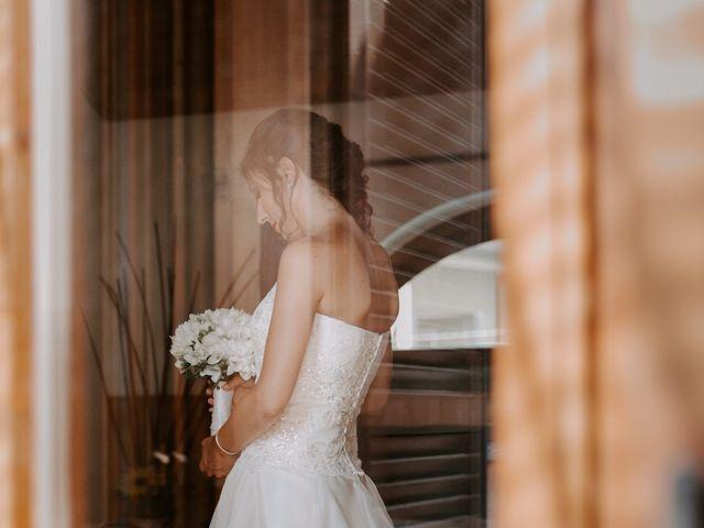 Il matrimonio di Luca e Jessica a Tradate, Varese 17