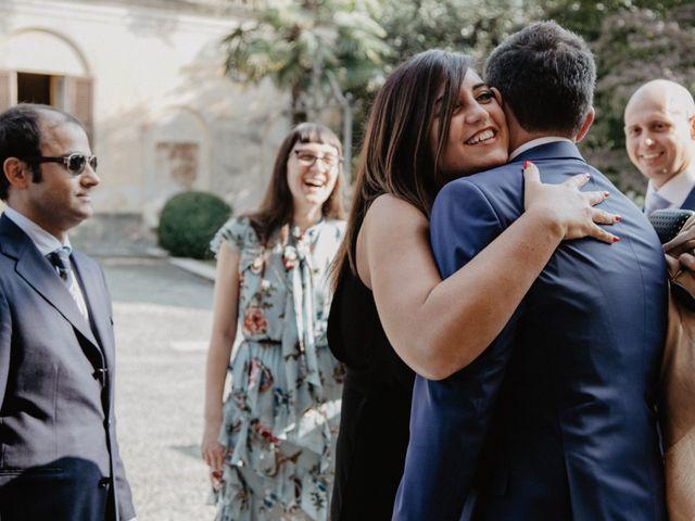 Il matrimonio di Luca e Jessica a Tradate, Varese 24