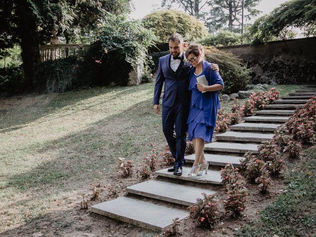 Il matrimonio di Luca e Jessica a Tradate, Varese 25
