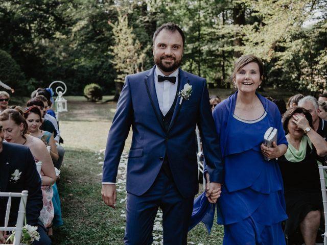 Il matrimonio di Luca e Jessica a Tradate, Varese 27