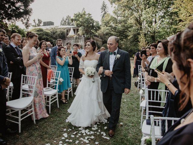 Il matrimonio di Luca e Jessica a Tradate, Varese 32
