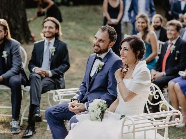 Il matrimonio di Luca e Jessica a Tradate, Varese 33