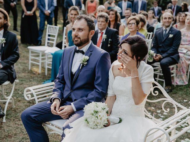 Il matrimonio di Luca e Jessica a Tradate, Varese 35