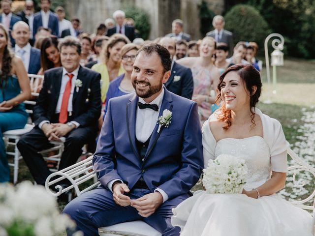 Il matrimonio di Luca e Jessica a Tradate, Varese 36
