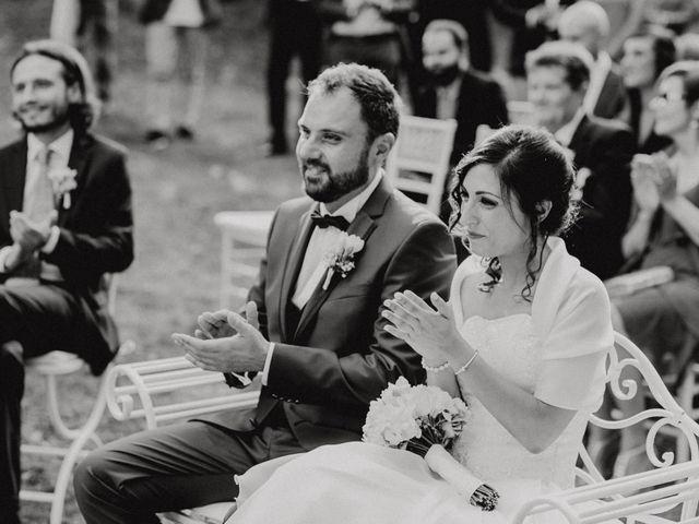 Il matrimonio di Luca e Jessica a Tradate, Varese 39