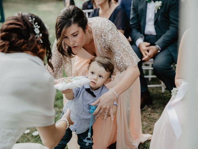 Il matrimonio di Luca e Jessica a Tradate, Varese 40
