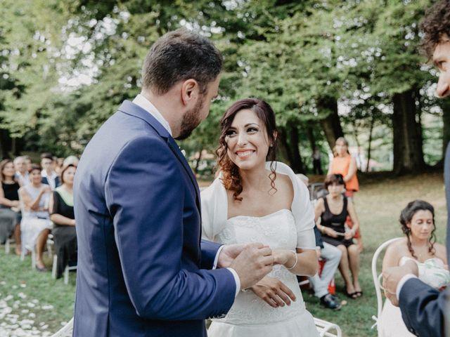 Il matrimonio di Luca e Jessica a Tradate, Varese 41