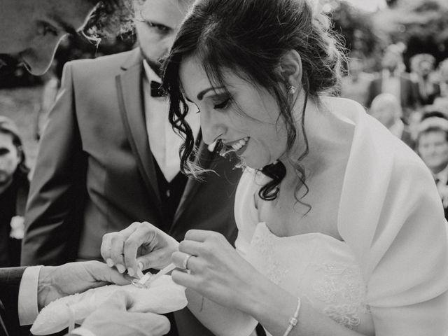 Il matrimonio di Luca e Jessica a Tradate, Varese 43