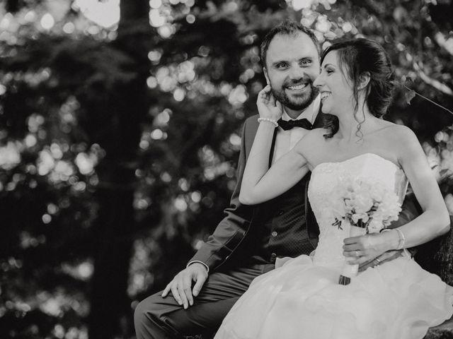 Il matrimonio di Luca e Jessica a Tradate, Varese 45