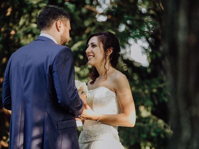 Il matrimonio di Luca e Jessica a Tradate, Varese 2