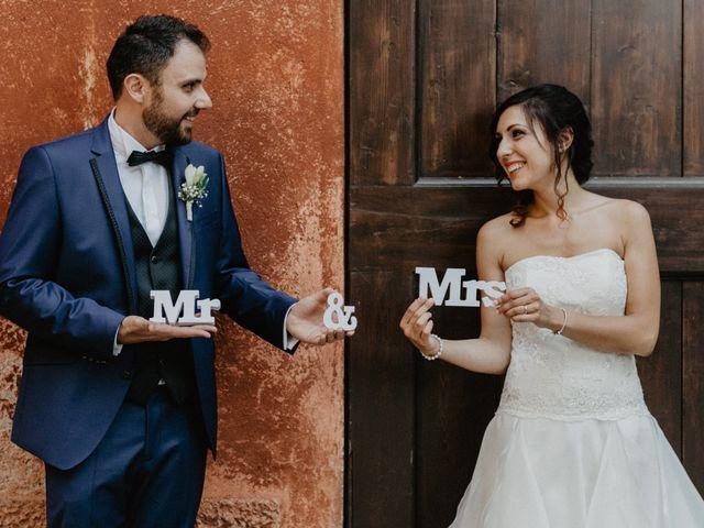 Il matrimonio di Luca e Jessica a Tradate, Varese 54