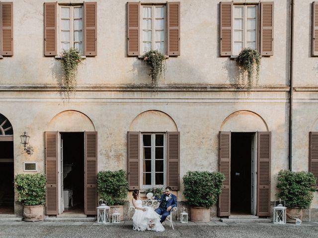 Il matrimonio di Luca e Jessica a Tradate, Varese 55